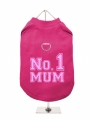 ''Mothers Day: No. 1 Mum'' Harness T-Shirt