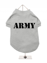 ARMY - Dog T-Shirt