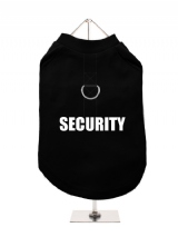 SECURITY - Harness-Lined Dog T-Shirt