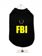 FBI - Harness-Lined Dog T-Shirt