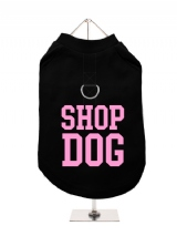 SHOP | DOG - Harness-Lined Dog T-Shirt