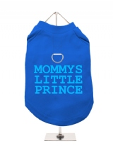 MOMMYS | LITTLE | PRINCE - Harness-Lined Dog T-Shirt