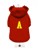 A - Fleece-Lined Dog Hoodie / Sweatshirt