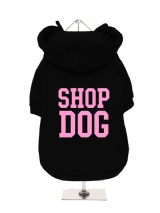SHOP | DOG - Fleece-Lined Dog Hoodie / Sweatshirt