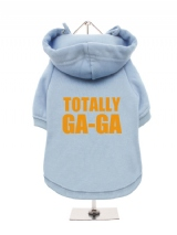 TOTALLY | GA-GA - Fleece-Lined Dog Hoodie / Sweatshirt