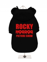 ROCKY | HORROR | PICTURE SHOW - Fleece-Lined Dog Hoodie / Sweatshirt