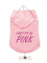 PRETTY IN | PINK - Dog Hoodie / T-Shirt