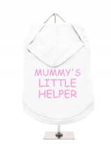 MUMMY'S | LITTLE | HELPER - Dog Hoodie / T-Shirt