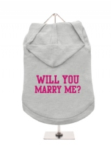 WILL YOU | MARRY ME? - Dog Hoodie / T-Shirt