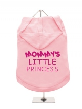 MOMMY'S | LITTLE | PRINCESS - Dog Hoodie / T-Shirt