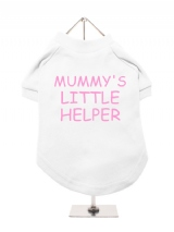 MUMMY'S | LITTLE | HELPER - Dog T-Shirt