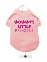 MOMMY'S | LITTLE | PRINCESS - Dog T-Shirt