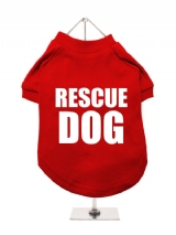 ++++ | RESCUE | DOG - Dog T-Shirt